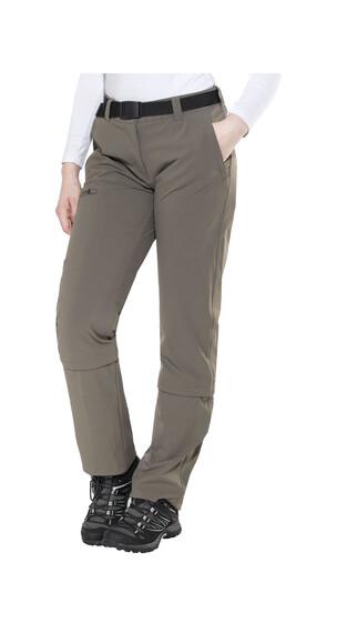 Maier Sports Arolla lange broek long tights bruin